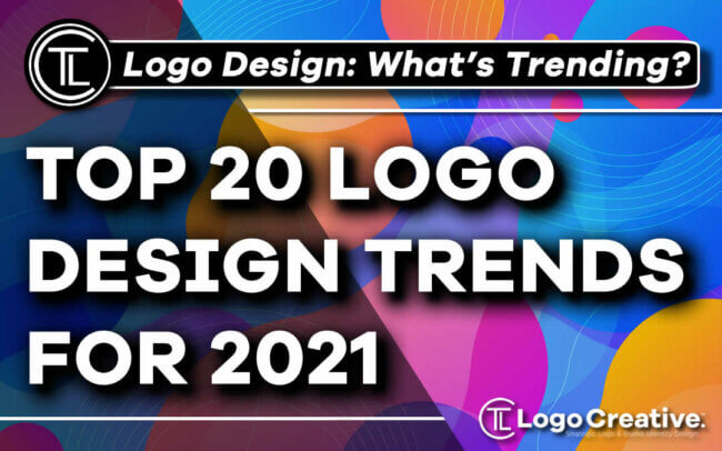 Top 20 Logo Design Trends For 2021...