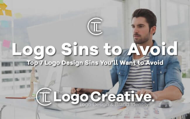 Top 7 Logo Design Sins You'll Want to Avoid