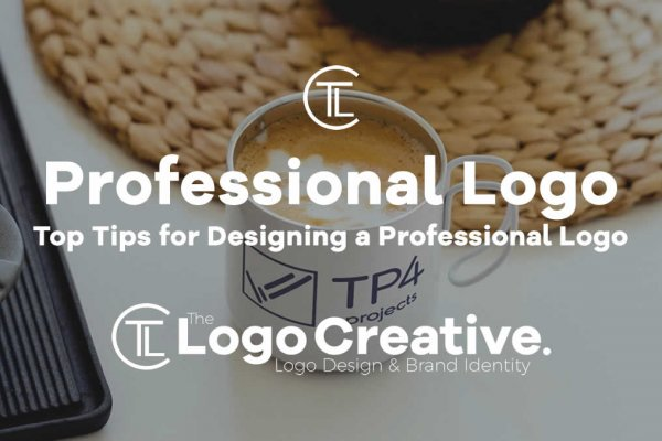 Top Tips for Designing a Professional Logo