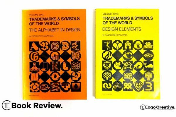 Trademarks & Symbols of The World. Volume 1 & 2 by Yasaburo Kuwayama