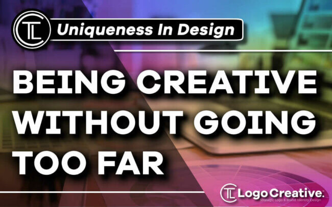 Uniqueness in Design - How to Be Creative Without Going Too Far