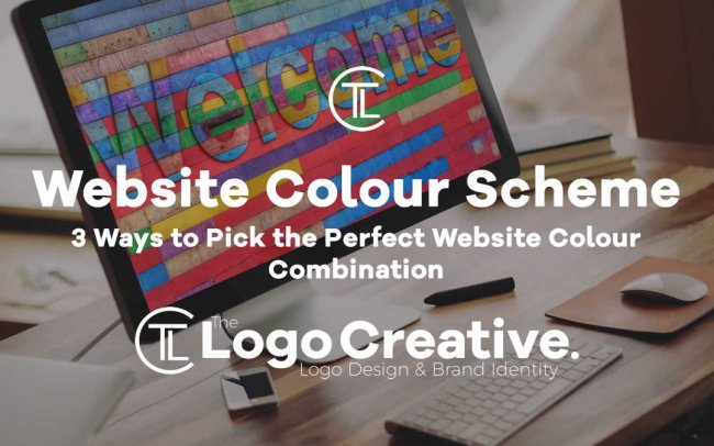 Website Colour Scheme - 3 Ways to Pick the Perfect Website Colour Combination