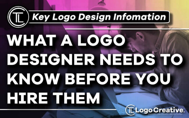 What a Logo Designer Needs to Know Before You Hire Them
