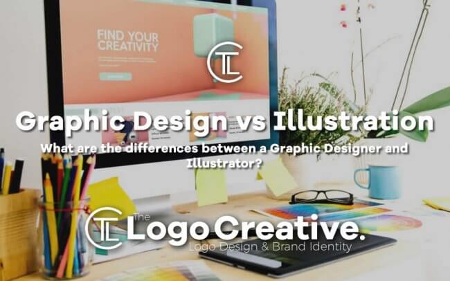 What are the differences between a Graphic Designer and Illustrator?