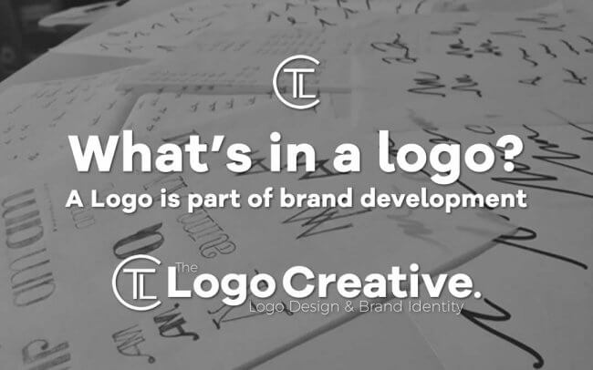 What's in a logo
