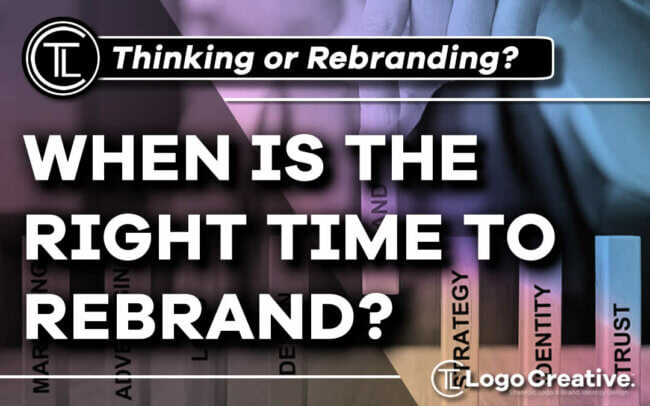 When Is the Right Time to Rebrand
