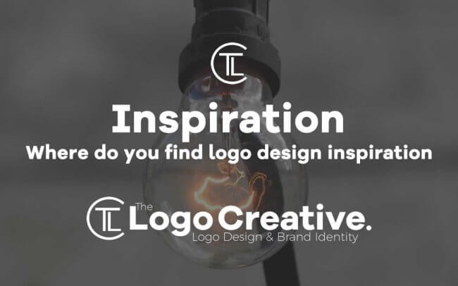 Where do you find logo design inspiration