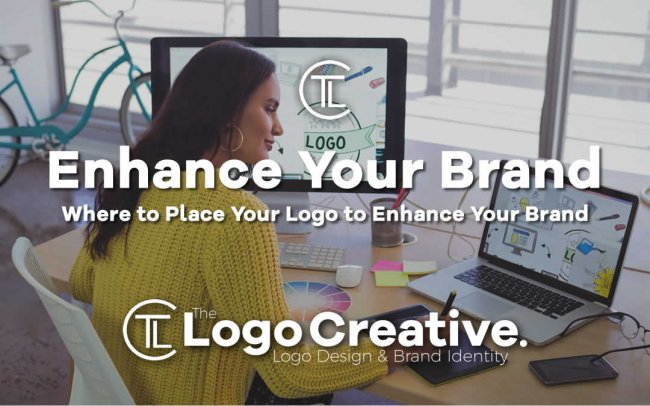 Where to Place Your Logo to Enhance Your Brand