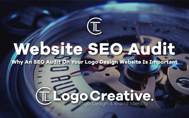 Why An SEO Audit On Your Logo Design Website Is Important