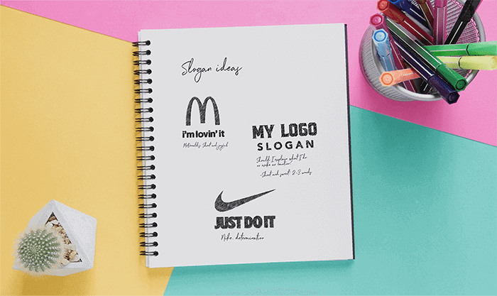 Why Good Copywriting Is Necessary in Logo Design - Including Slogans and Taglines In Logo Design