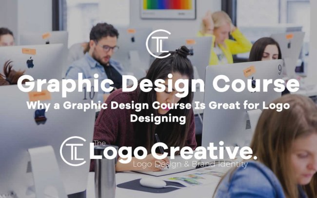 Why a Graphic Design Course Is Great for Logo Designing