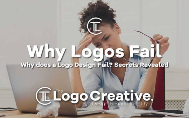 Why does a Logo Design Fail? Secrets Revealed