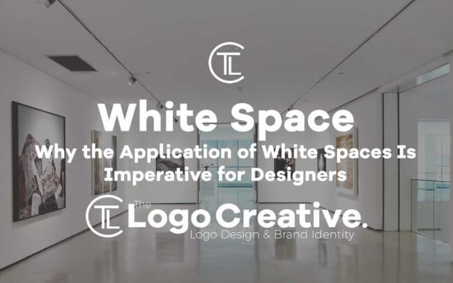 Why the Application of White Spaces Is Imperative for Designers
