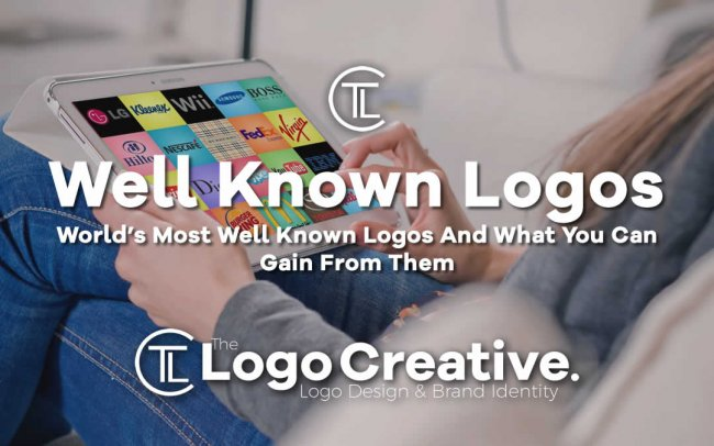 World's Most Well Known Logos And What You Can Gain From Them