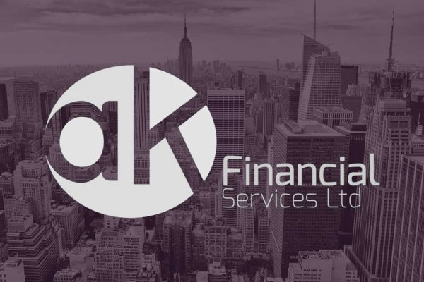 ak Financial Logo Design - The Logo Creative