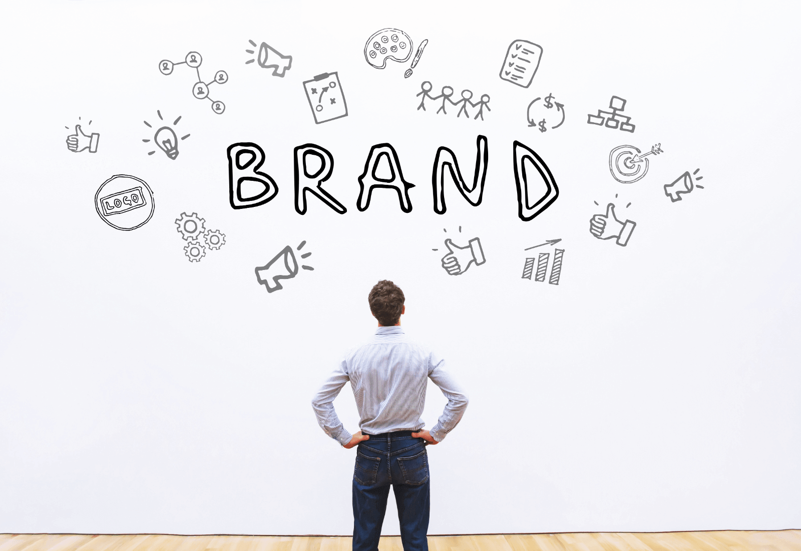 Process for Choosing a Good Brand Name - brainstorming brand name