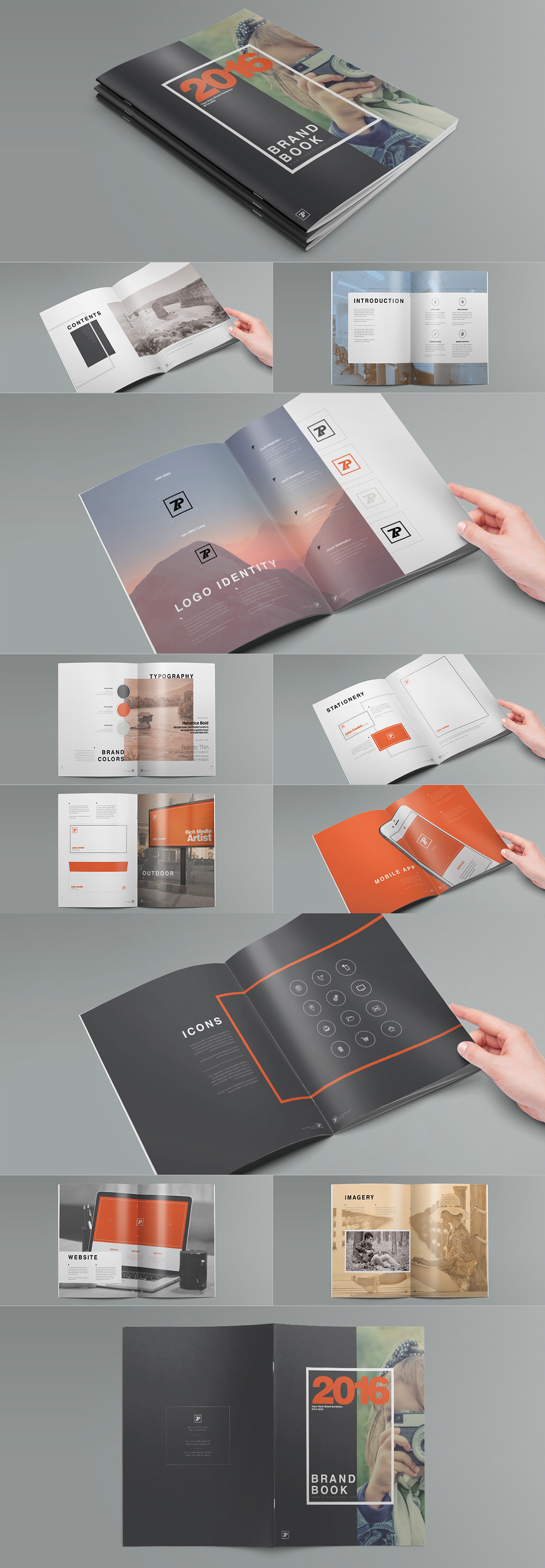 Style Guide & Brand Book Templates-strip15