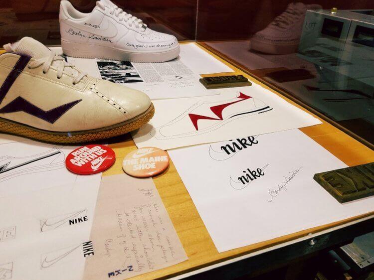 Nike Logo Evolution - The $35 Swoosh