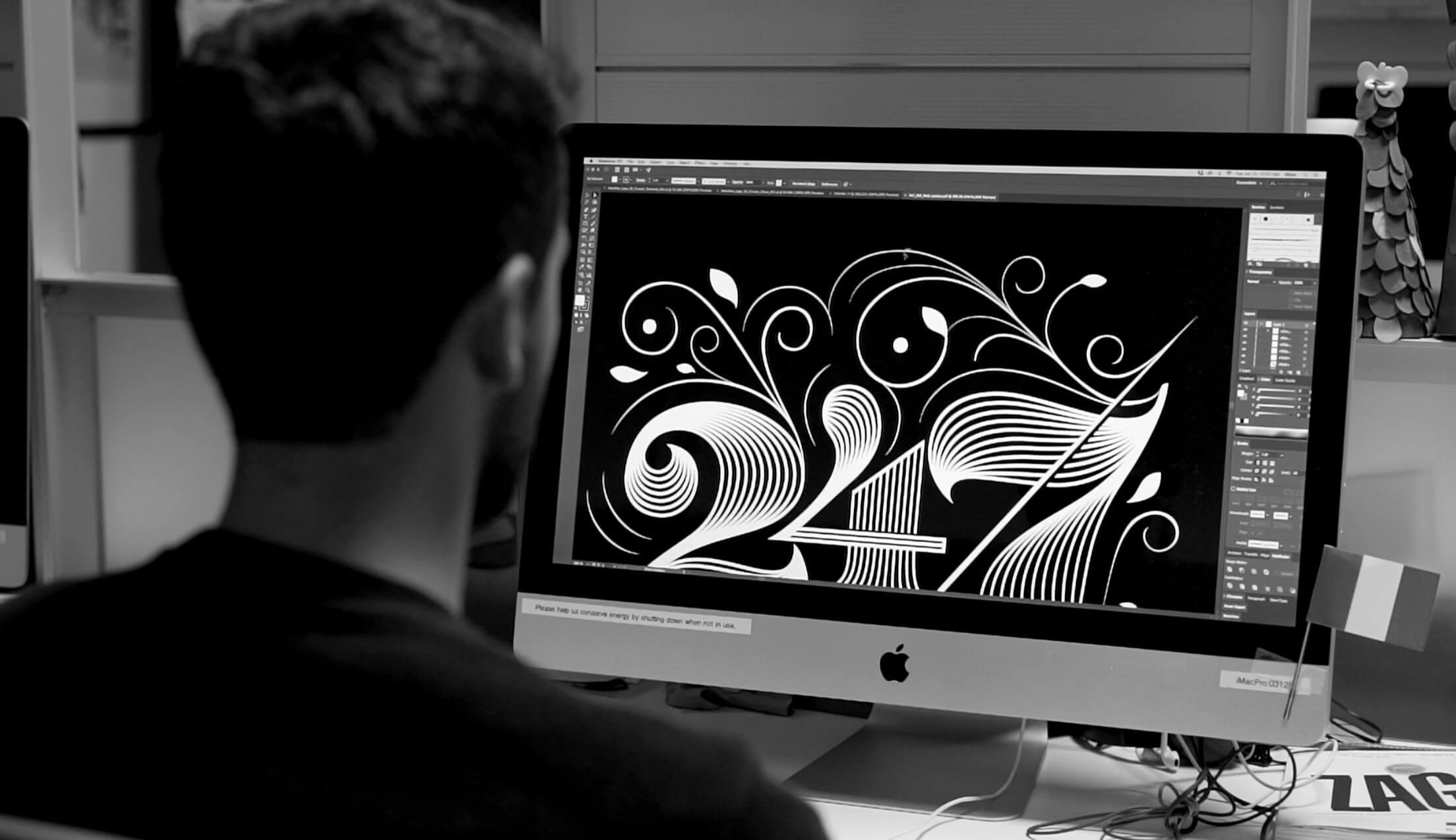 emanuele ricci - graphic design interview