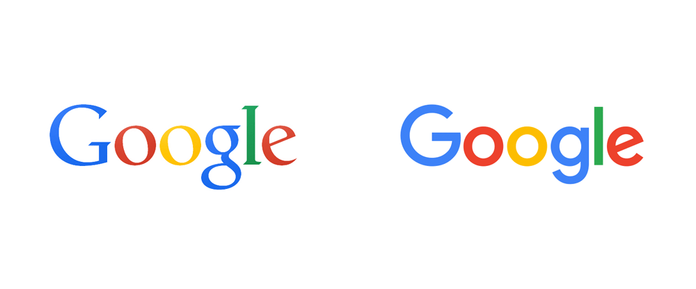 Google Logo Design - Top 10 Best (and worst) Logo Redesigns