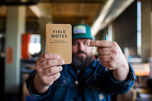 Designer Interview With Aaron Draplin