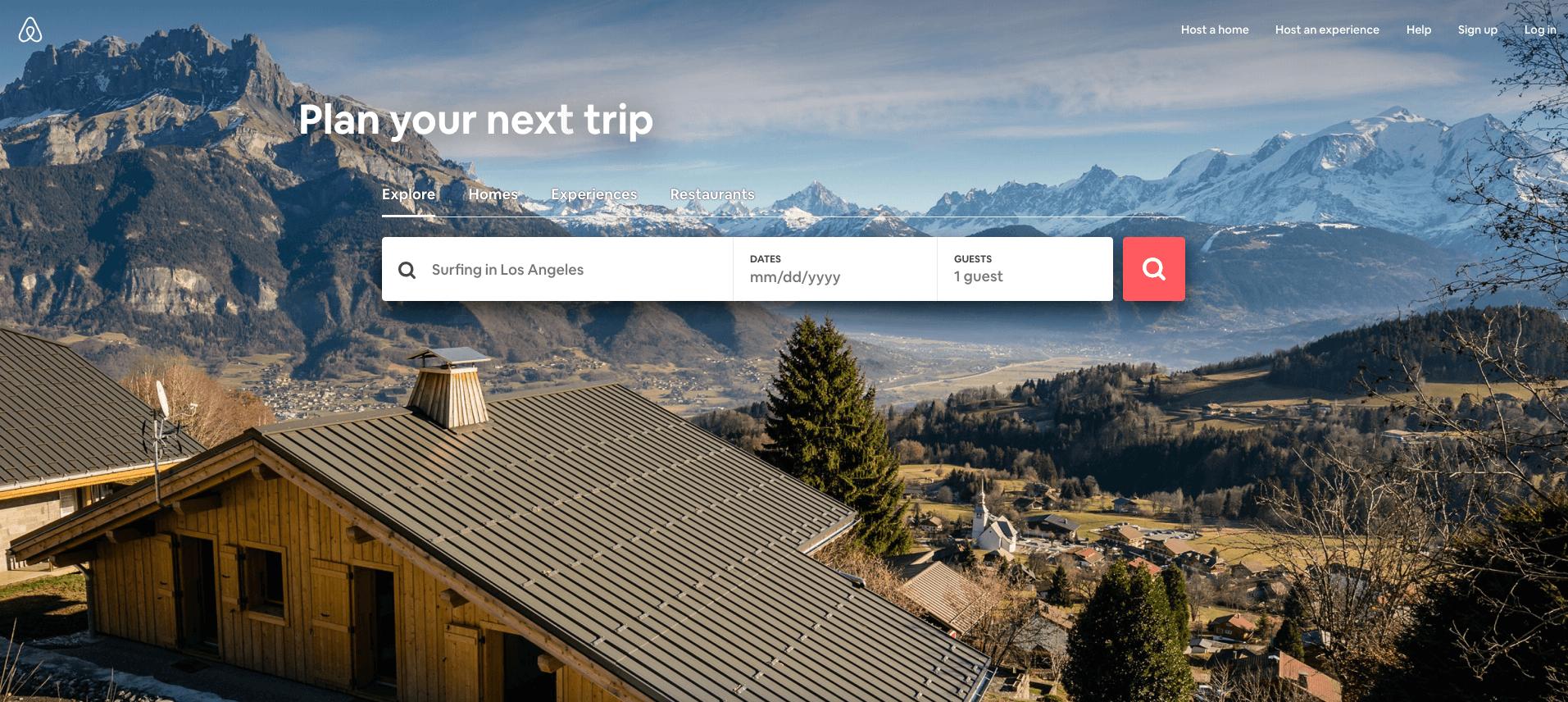 5 Websites With Fantastic UX Optimisation
