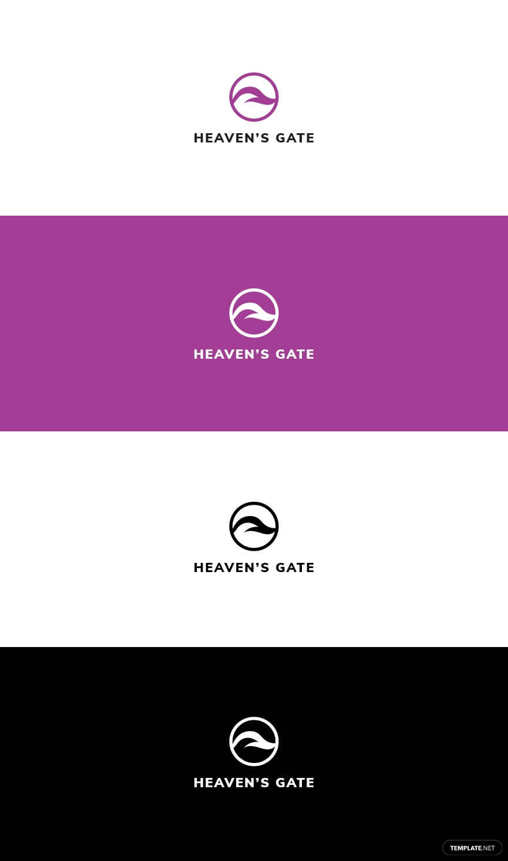 Massage Logo Design Template
