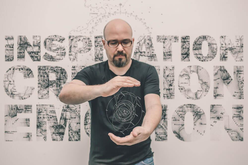 Fabien Barral - Mr Cup Designer Interview
