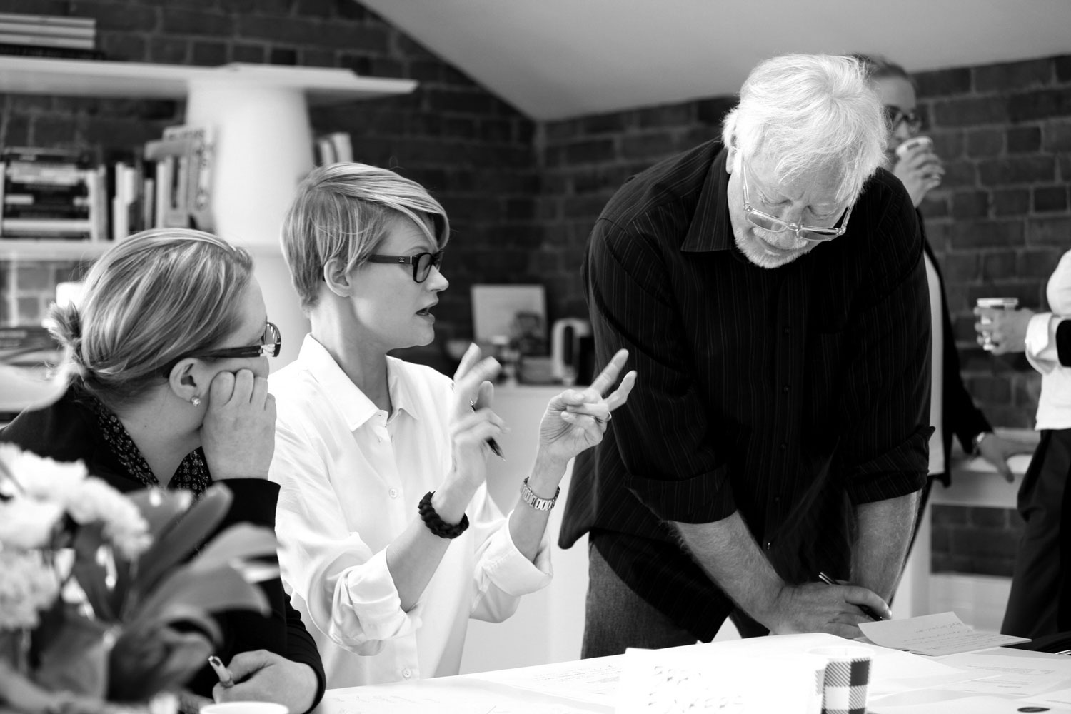 Designer Interview With Marty Neumeier